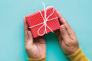 gift - Copyright – Stock Photo / Register Mark