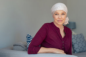 cancer patient - Copyright – Stock Photo / Register Mark