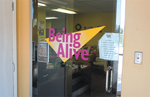 Being Alive headquarters - Copyright – Stock Photo / Register Mark
