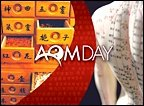 AOM Day logo. - Copyright – Stock Photo / Register Mark