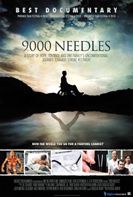 9000 Needles poster - Copyright – Stock Photo / Register Mark