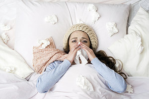 cold and flu - Copyright – Stock Photo / Register Mark