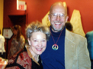 Honora Wolfe and Bob Flaws - Copyright – Stock Photo / Register Mark