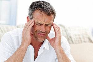 headaches - Copyright – Stock Photo / Register Mark