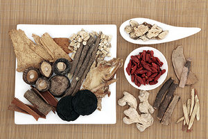 herbal medicien - Copyright – Stock Photo / Register Mark