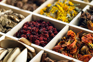 herbal medicine - Copyright – Stock Photo / Register Mark