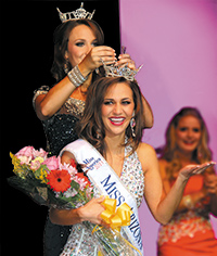 Miss Arizona, Jennifer Smestad - Copyright – Stock Photo / Register Mark
