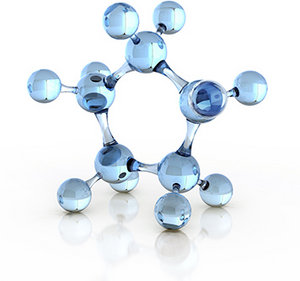 molecule - Copyright – Stock Photo / Register Mark