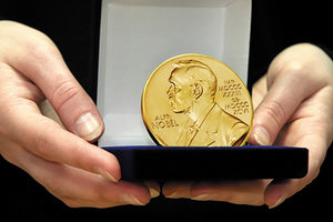 nobel prize - Copyright – Stock Photo / Register Mark