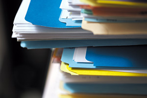 paperwork - Copyright – Stock Photo / Register Mark