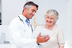 patient care - Copyright – Stock Photo / Register Mark