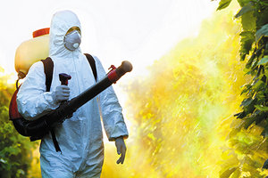 pesticides - Copyright – Stock Photo / Register Mark