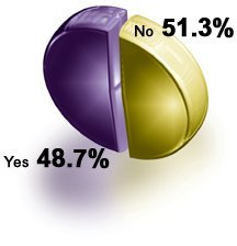 Pie Graph - Copyright – Stock Photo / Register Mark