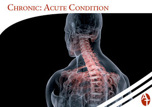 Chronic: Acute Condition - Copyright – Stock Photo / Register Mark