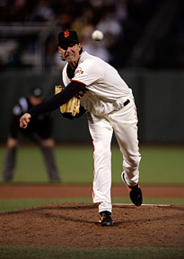 Randy Johnson - Copyright – Stock Photo / Register Mark