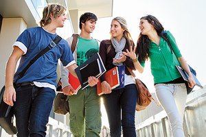 student network - Copyright – Stock Photo / Register Mark