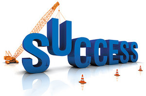 success - Copyright – Stock Photo / Register Mark