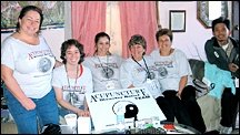 Acupuncture disaster relief team. - Copyright – Stock Photo / Register Mark
