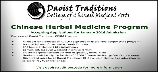 Daoist Traditions